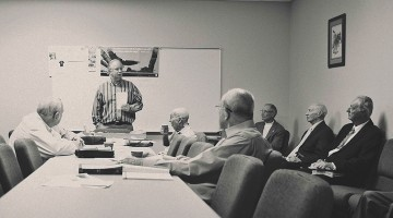 Why your deacons should be involved in care ministry