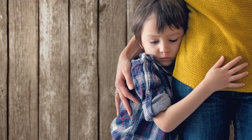 When grieving children get lost in their suffering
