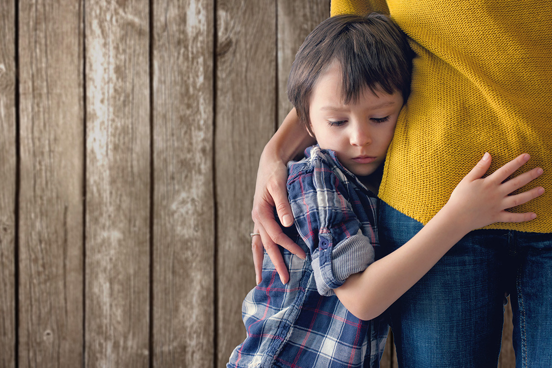 How recognize and respond to unhealthy child grief