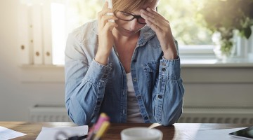 Surprising ways worry affects your people