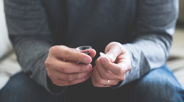 Helping those who feel unworthy to take communion