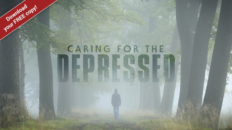 FREE ebook: Caring for the Depressed