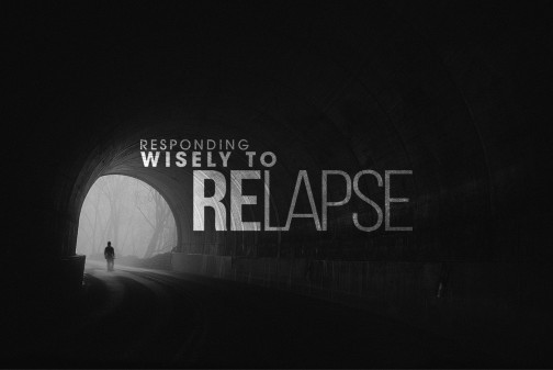 Responding wisely to relapse