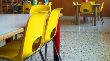How classroom layout affects kids