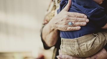 Grandparents who parent again