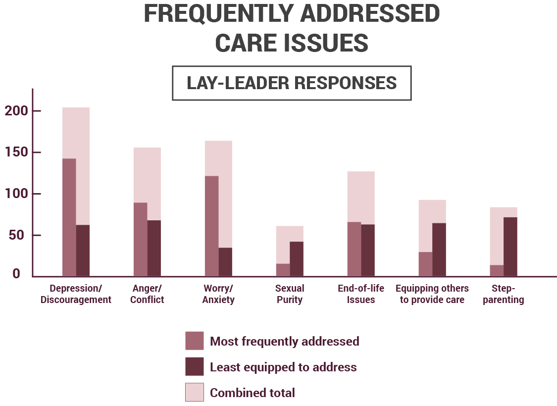 Relevant Issues Lay Leaders