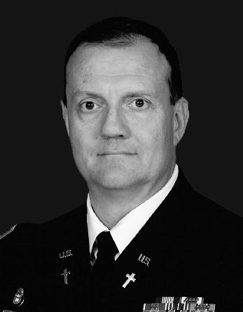 Chaplain (Colonel) Kenneth E. Lawson