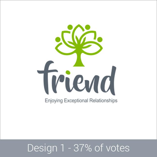 Design 1 - 37% of votes