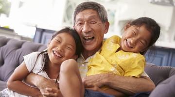 Inspiring and involving grandparents who lack purpose