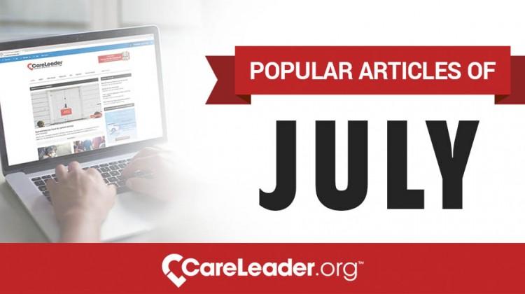 What's popular at CareLeader.org